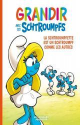couverture de l'album La Schtroumpfette est un Schtroumpf comme les autres