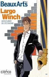 couverture de l'album Largo Winch  - Aventurier de l'économie