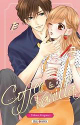 couverture de l'album Coffee and Vanilla T13
