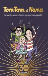 page album La salsa des saucisses ; Tremblez, carcasses ; Toujours plus fort ! -  Edition de luxe