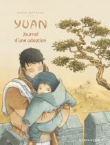couverture de l'album Yuan, journal d'une adoption