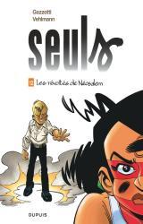 couverture de l'album Les révoltés de Néosalem -  édition revue et augmentée