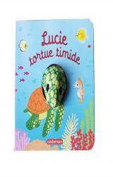 couverture de l'album Lucie, tortue timide