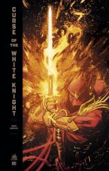 couverture de l'album Batman : Curse of the White Knight