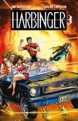 couverture de l'album Harbinger