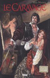 couverture de l'album Coffret en 2 volumes : Tome 1, La palette et l'épée ; Tome 2, La Grâce - Avec 1 illustration -  Edition limitée