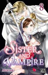 page album Sister and Vampire T.8