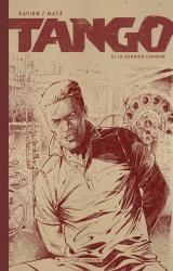 couverture de l'album Le dernier condor -  Edition spéciale en noir & blanc