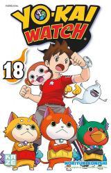 page album Yo-kai Watch Vol.18