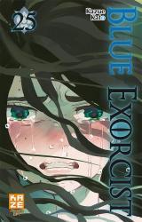 page album Blue Exorcist T.25