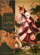 couverture de l'album Esprits & Créatures du Japon