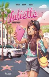 couverture de l'album Juliette à Hollywood