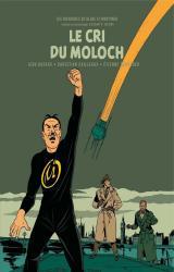 page album Le cri du Moloch -  Edition collector