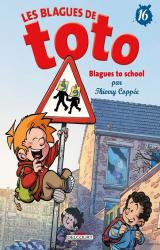 couverture de l'album Blagues to school