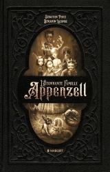 couverture de l'album L'étrange famille Appenzell