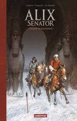 couverture de l'album L'esclave de Khorsabad -  Edition de luxe