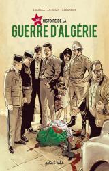 couverture de l'album Une histoire de la Guerre d'Algérie