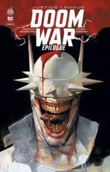couverture de l'album Doom War - Epilogue