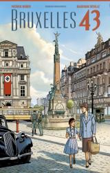 couverture de l'album Bruxelles 43
