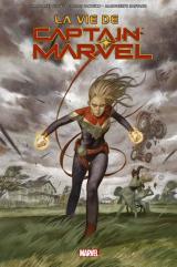 couverture de l'album La vie de Captain Marvel