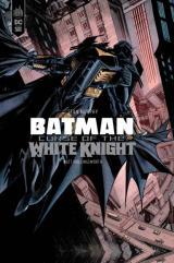 couverture de l'album Batman - Curse of the White Knight - Edition spéciale FNAC