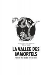 couverture de l'album La Vallée des Immortels - Intégrale
