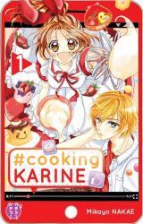couverture de l'album Cooking Karine T.1