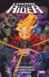 couverture de l'album La vengeance du Ghost Rider cosmique