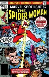 couverture de l'album Spider-Woman : L'intégrale 1977-1978