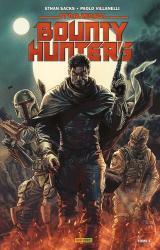 couverture de l'album Bounty Hunters