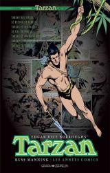 couverture de l'album Tarzan  - Les années comics