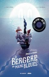 couverture de l'album La Bergère aux mains bleues