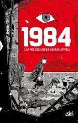 couverture de l'album 1984 (JC Derrien)
