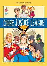 couverture de l'album Chère Justice League