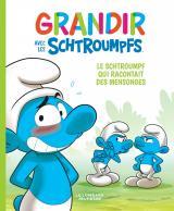 page album Le Schtroumpf qui racontait des mensonges