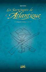 couverture de l'album Les Survivants de l'Atlantique - Intégrale T01 à T03