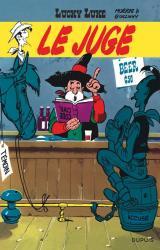 page album Le juge -  Edition limitée