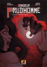couverture de l'album Monsieur Prudhomme