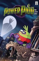 couverture de l'album Power Piou