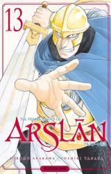 page album The Heroic Legend of Arslân Vol.13