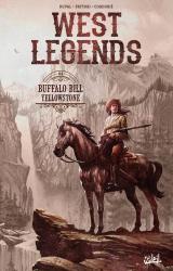 couverture de l'album Buffalo Bill - Yellowstone