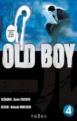 page album Old Boy T.4