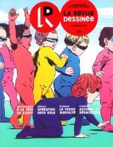 couverture de l'album La Revue Dessinée : Automne 2018