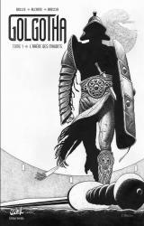 couverture de l'album L'arène des maudits -  Edition spéciale en noir & blanc