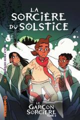 couverture de l'album La Sorcière du Solstice