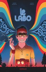 couverture de l'album Le Labo