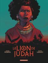 couverture de l'album Le Lion de Judah - Livre 2