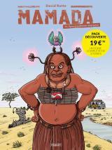 page album Mamada - Pack découverte en 3 volumes