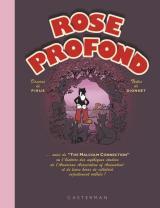 couverture de l'album Rose Profond
