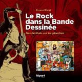 couverture de l'album Le rock dans la Bande Dessinée
